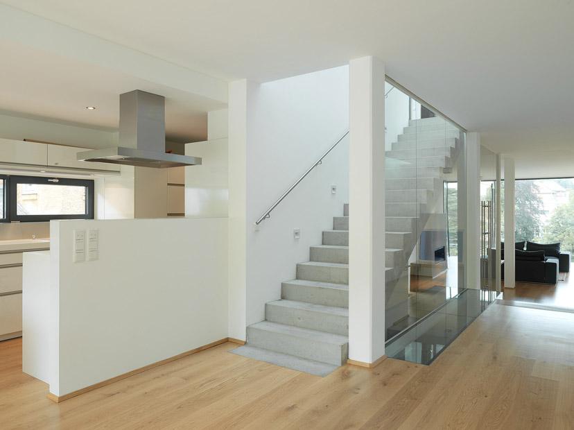 atelier heiss architekten wien haus dr h. Black Bedroom Furniture Sets. Home Design Ideas